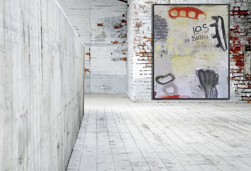 Unika vægudsmykning