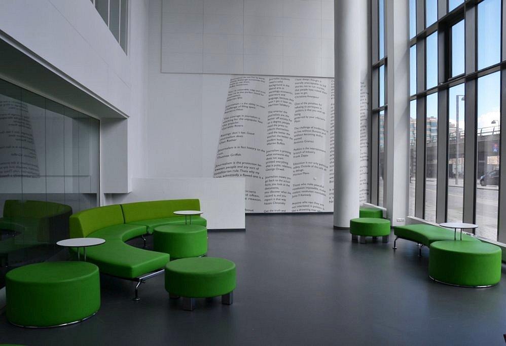 Ørestad Gymnasium 2016 / MEDIEBYEN