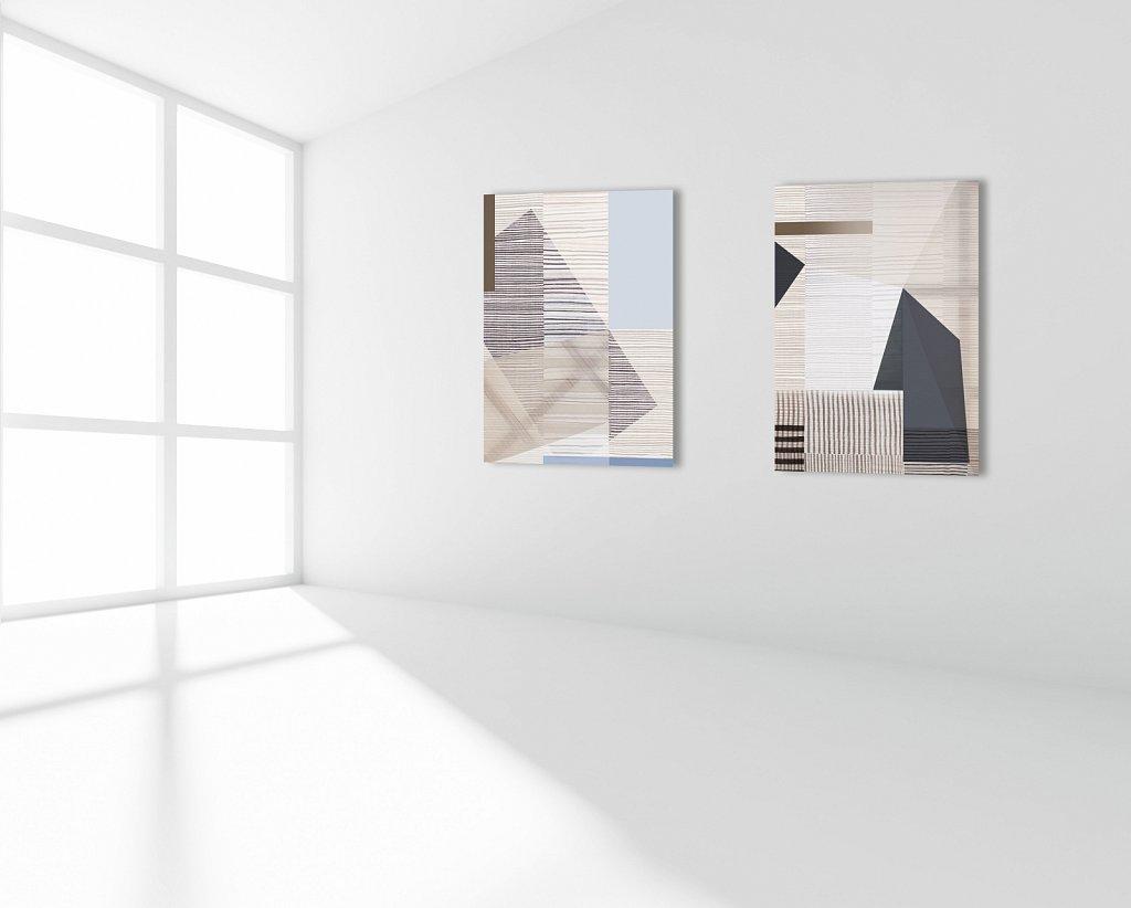 MURAL 9 / 10 Format 90x120 cm